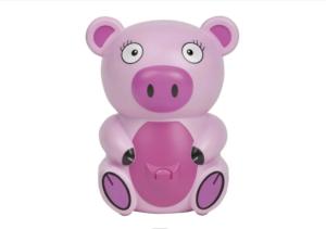Veridian Pediatric Betty The Pig Nebulizer