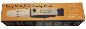 Homeaide Easy Mini Eject Lancing Device