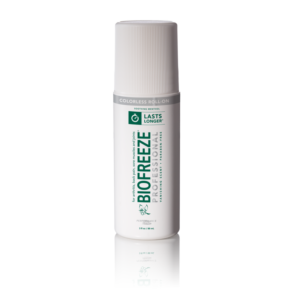 Biofreeze 3oz Colorless Roll On