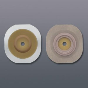 New Image 2-Piece Cut-to-Fit Convex Flextend (Extended Wear) Skin Barrier 1-1/2″