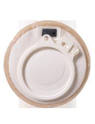 Assura 2-Piece Standard Urostomy Pouch 1/2″ – 1-3/4″, Transparent