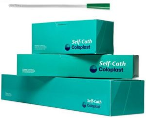Coloplast Self-Cath Female Intermittent Catheter 14Fr 6 in L Straight Tip Funnel end Sterile