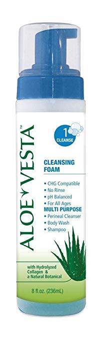 Convatec Aloe Vesta  Cleansing