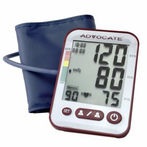 Advocate Blood Pressure Monitor Upper Arm X-Large