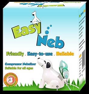 Home Aide Easy Neb Pediatric Nebulizer