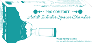 Homeaide Adult Mask Spacer Chamber