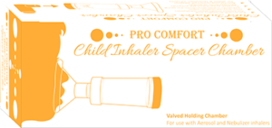 Homeaide Child Mask Spacer Chamber