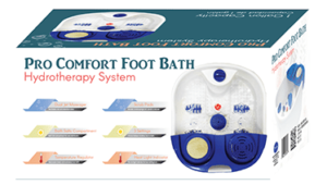Homeaide Pro Comfort Foot Bath