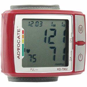 Advocate Blood Pressure Monitor Wrist