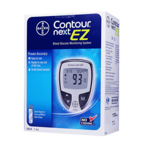 Ascensia Contour Next EZ Meter