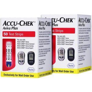 Accu-Chek Aviva 50 PLUS M/O