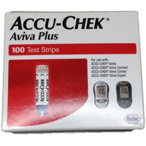 Accu-Chek Aviva Plus Retail 10...