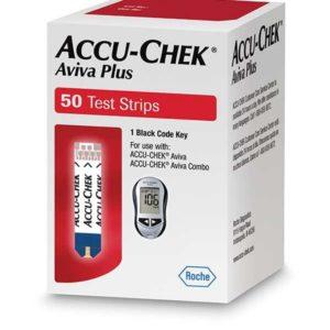 Accu-Chek Aviva Plus Retail 50ct