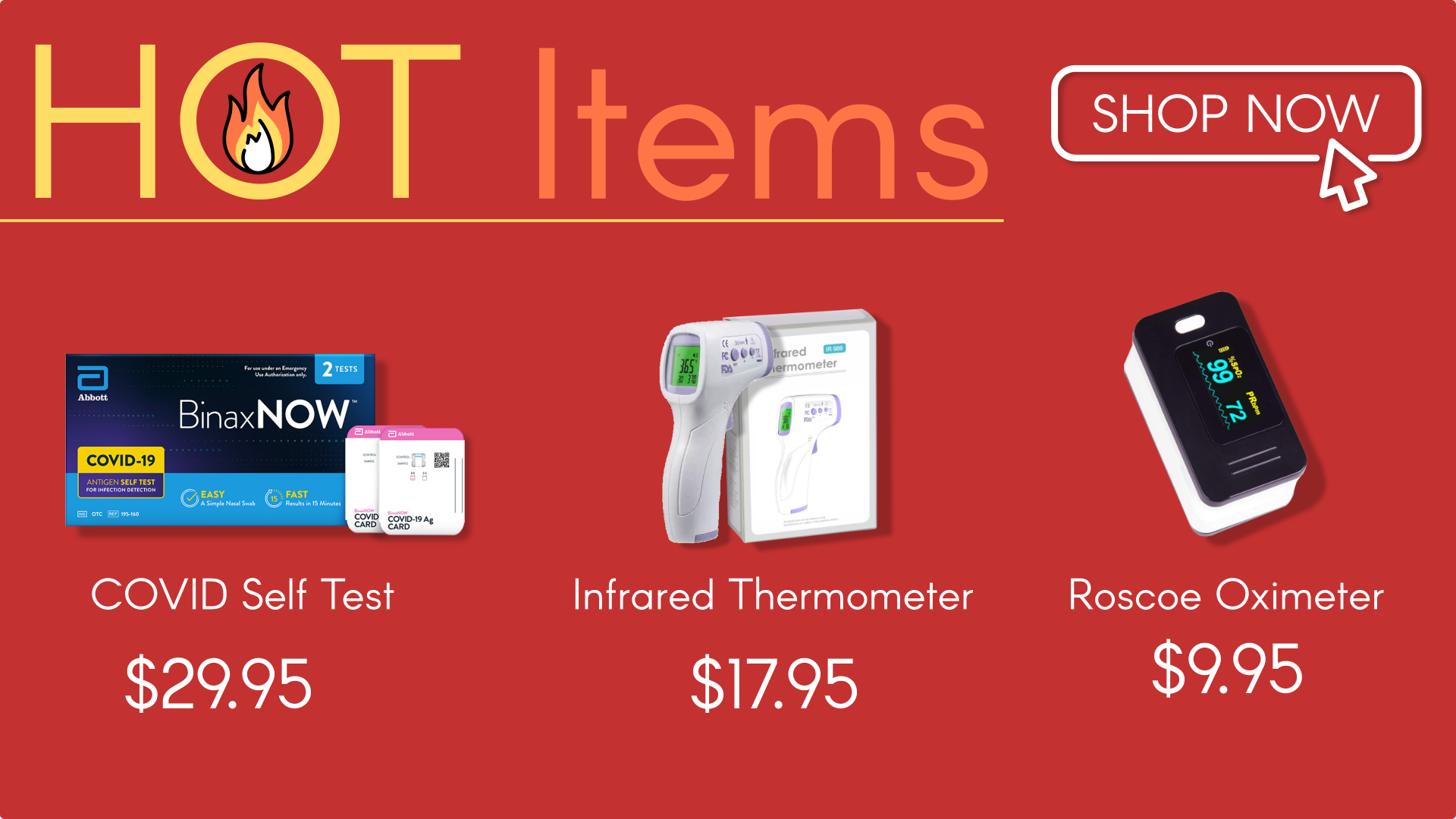 Banner-Hot Items