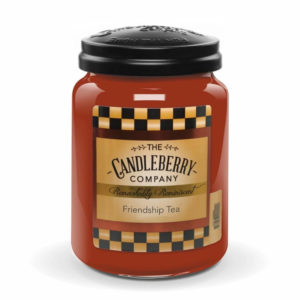 CandleBerry Friendship Tea Candle 26oz