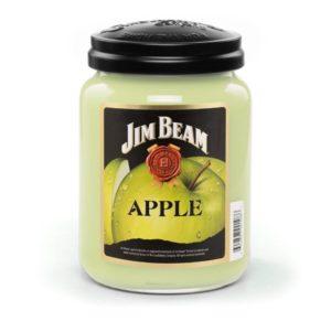 CandleBerry Jim Beam Apple 26oz
