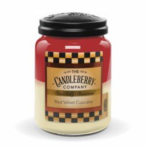 CandleBerry Red Velvet Cupcake 26oz