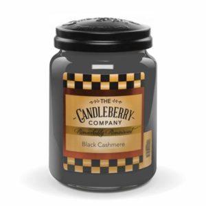 CandleBerry Black Cashmere 26oz