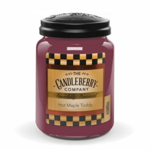 CandleBerry Hot Maple Toddy 26oz