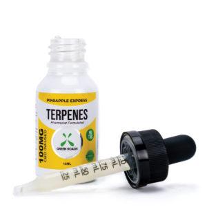 Green Roads 100mg Pineapple Express Terpene Oil