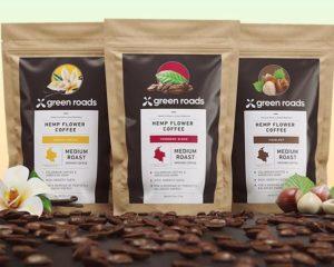 Green Roads 12oz CBD Coffee