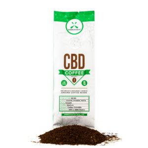 Green Roads CBD 2oz Coffee EACH (Sold by Box of 8)