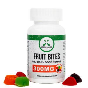 Green Roads 300mg CBD Fruit Bites (30 Day)