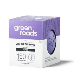 Green Roads CBD Bath Bomb 200mg