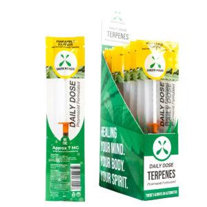 Green Roads CBD Pineapple Express Daily Dose Syringe