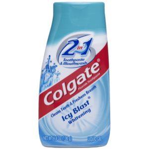 Colgate 2in1 Toothepaste & Mouthwash