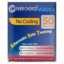 Clever Choice Strips 50ct...