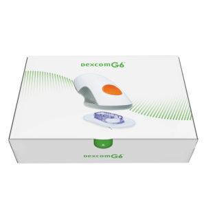 Dexcom G6 Glucose Sensor (3pk) Medicaid/Medicare