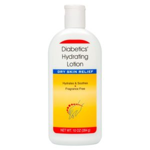 Diabetic Hydrating Lotion 7.5oz