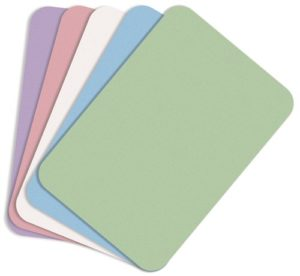Dynarex Paper Tray Covers 8.25in x 12.25in Lavender