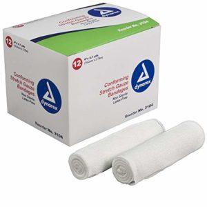 Stretch Gauze Bandage Roll N/S 6 – 8/6/Cs