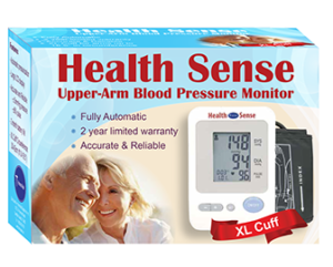 Homeaide Upper Arm XL BP Montior 11.8in – 16.5in