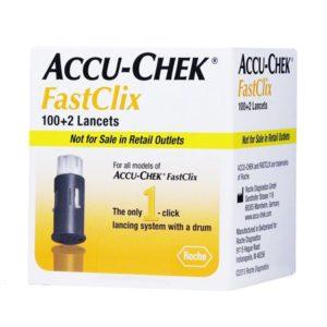 Accu-check Fast clix 102
