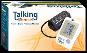 Homeaide Talking Sense BP Monitor 8.6in – 14.2in