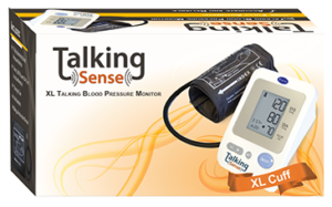 Homeaide Talking Sense BP Monitor XL