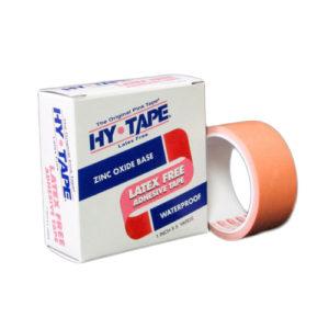 Hy – Tape Original Pink 1 in x 5 yds Waterproof Latex Free – Zinc Oxide Based