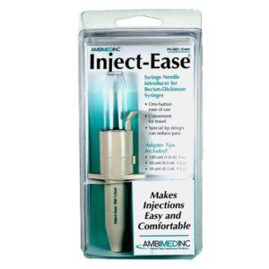 Inject-Ease Syringe Needle Introducer