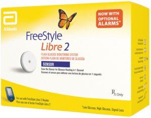 Freestyle Libre 2 (Sensors)