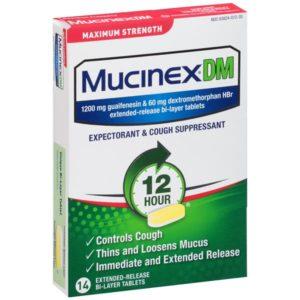 Mucinex  14ct E...
