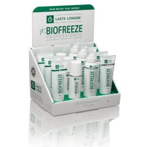 Biofreeze Start...