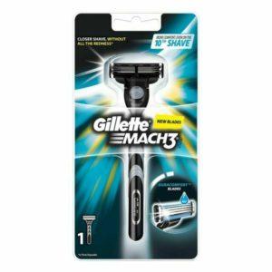 Gillette Mach 3 Razor (Machine)