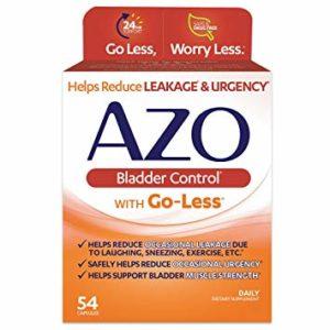 AZO Bladder Control 54/Pack