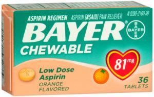 Chewable Aspiri...