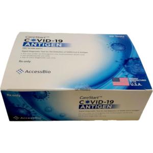 Rapid Test Covid-19 Antigen Test (Box of 20)