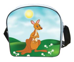 Roscoe Medical Kangaroo Nylon Nebulizer Carry Bag