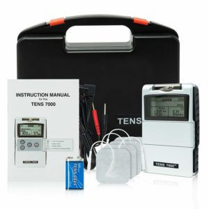TENS 7000 To Go w/ Back Pain Relief System